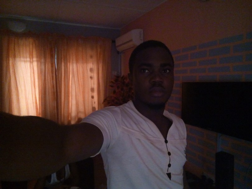 Front camera pics on infinix zero 2