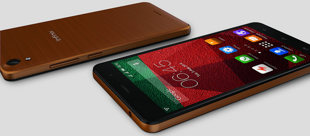 Material V4 Android Lollipop Custom Rom For Infinix Hot Note