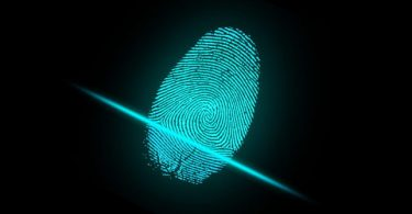 how to use phone camera as fingerprint scanner