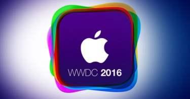 Apple WWDC event 2016
