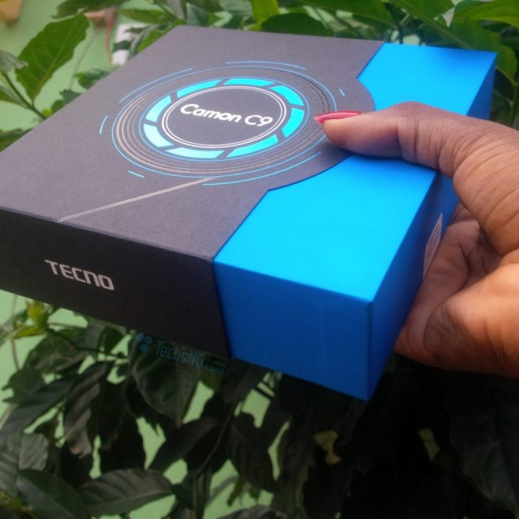 tecno camon c9 review