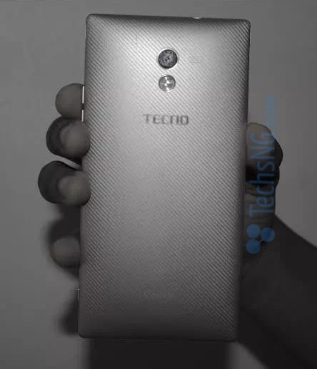 tecno camon c9 leaked back view