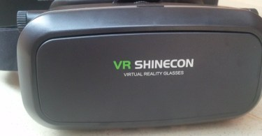 vr shinecon 3d glasses headset