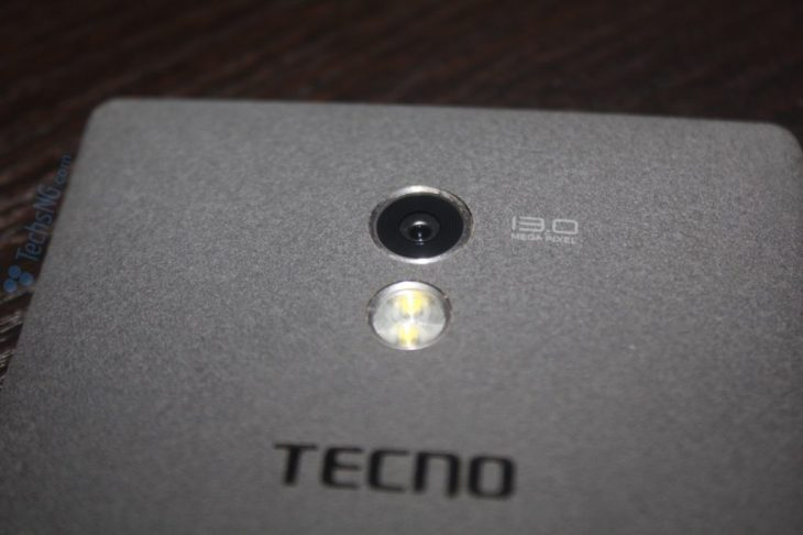 Tecno Camon C9 back camera