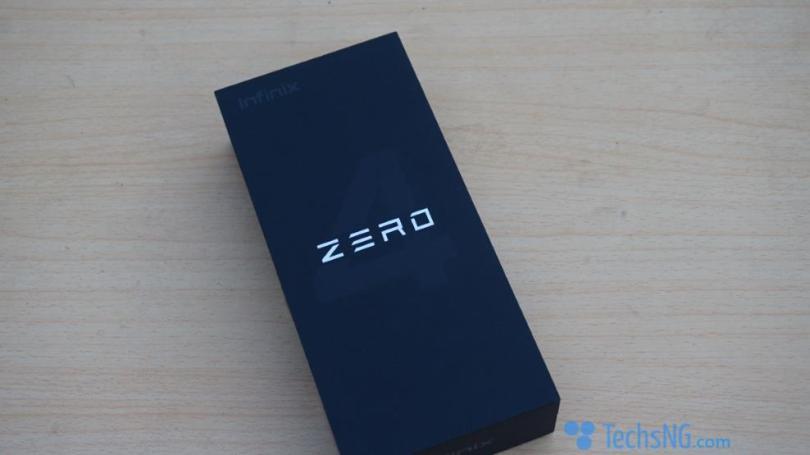 infinix zero 4 pack