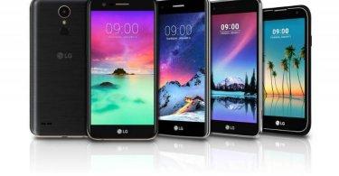 LG K4 2017 Specifications