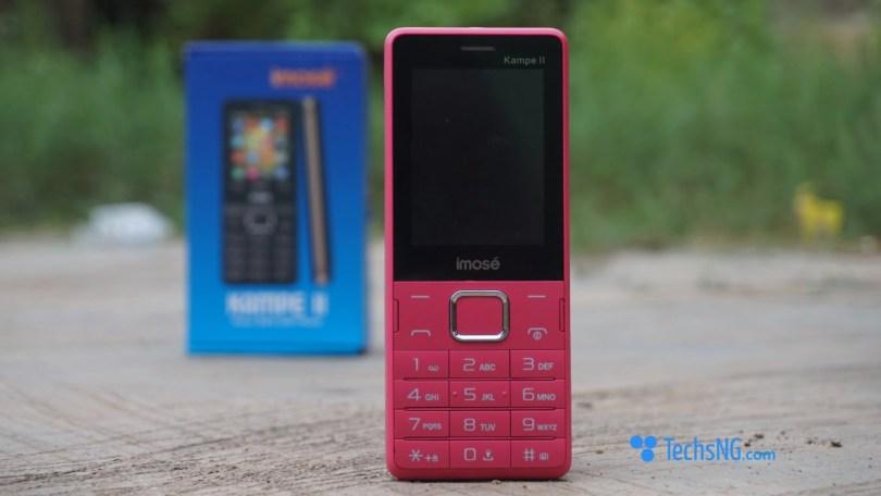 iMose Kampe II Phone impressions