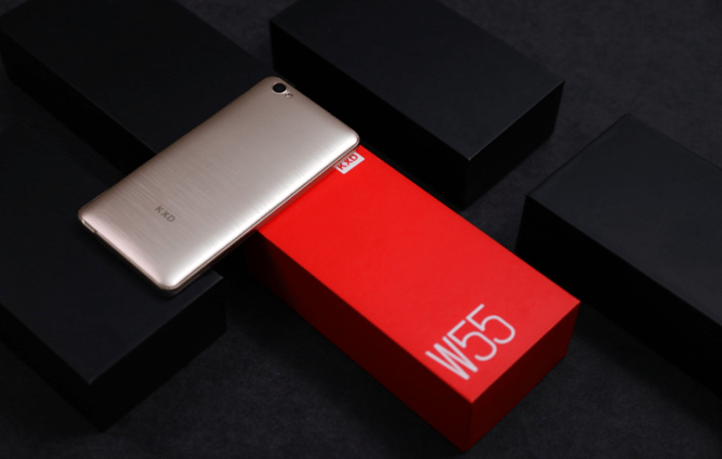 KXD W55 specifications
