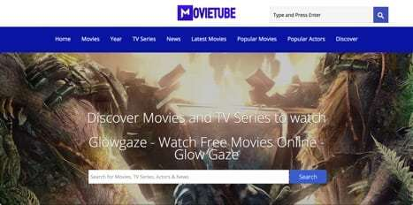 movietube site like yify tv