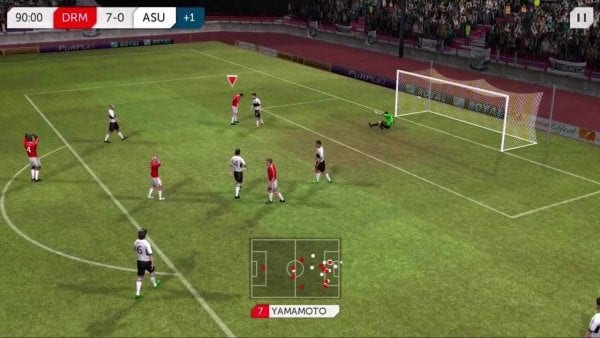Download Dream League soccer for iOS