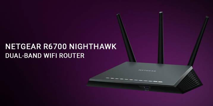 NETGEAR Nighthawk R6700