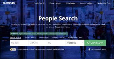 Cocofinder people search