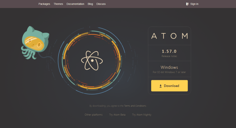 Atom - best text editor for Mac in 2021