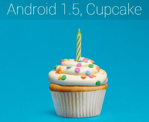 1 - cupcake