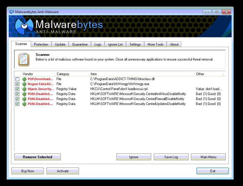 Malwarebytes found hVrVnngp.exe