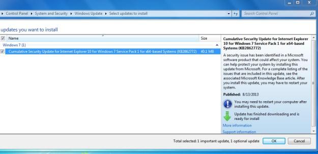 KB2862772 update