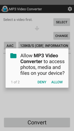 MP3 Converter For Android - Easy Method