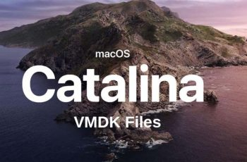 Download macOS Catalina VMDK 10.15 Files