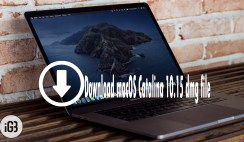 Download macOS Catalina 10.15 dmg file