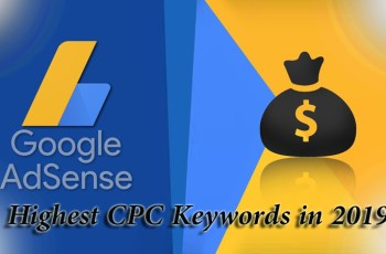 Google AdSense Highest CPC Keyword
