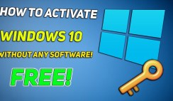 Activate Windows 10 For Free Permanently in 2020