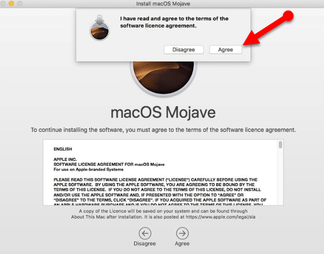 Upgrade macOS High Sierra to macOS Mojave on VirtualBox and VMware