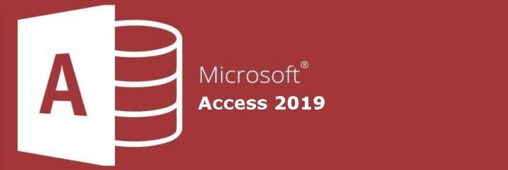 Ms. Access 2019