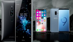 Top cellphones for gaming 2019