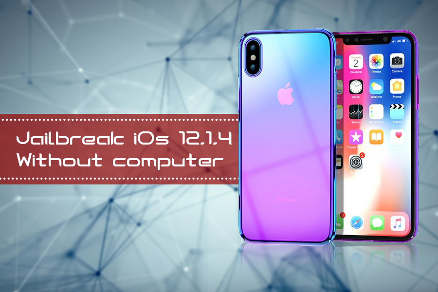 How to jailbreak iphone without computer?