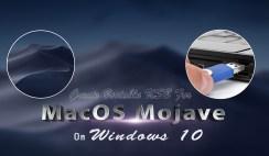 How to create bootable usb for Mac OS Mojave on windows 10 using Unibeast