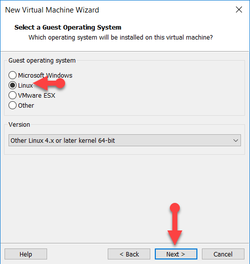 Select Linux