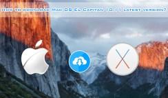 Download Mac OS EL Capitan 10.11 latest version?