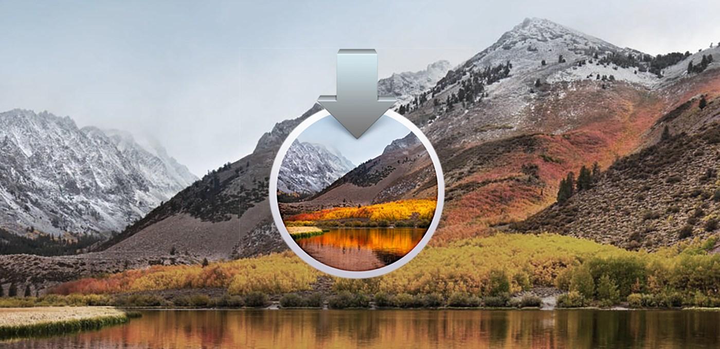 Download MacOS High Sierra