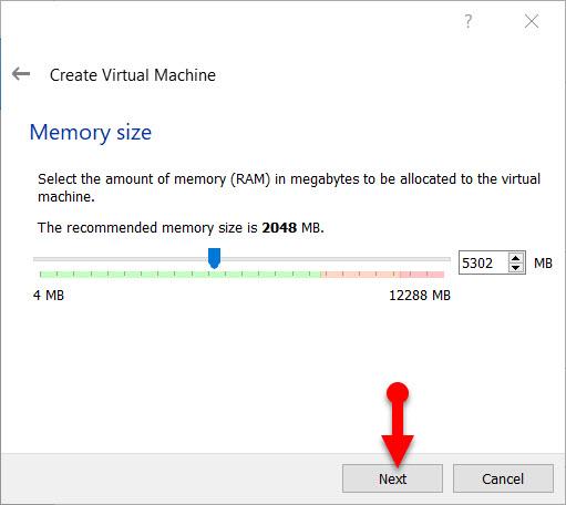 Memory Size