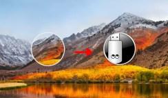 How to create MacOS High Sierra Bootable USB on Windows