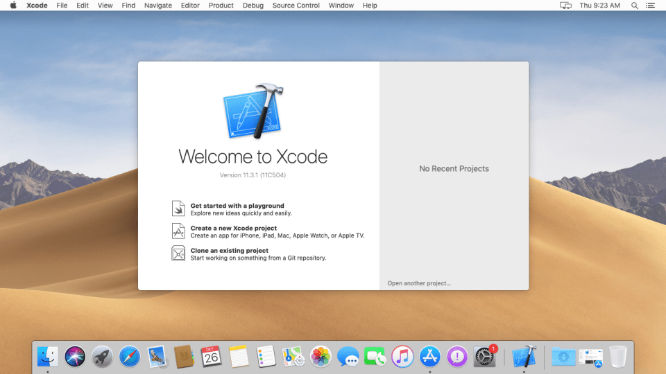 How to Install XCode on macOS Mojave on Windows