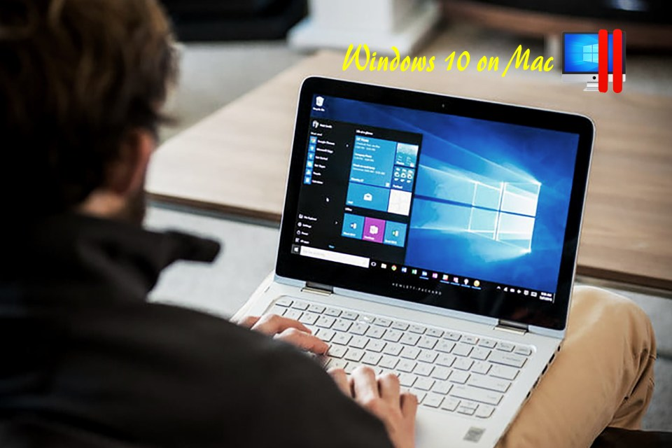 How to install Windows 10 on Mac on Parallels Desktop