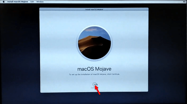 Install macOS Mojave 10.14 on PC-Hackintosh