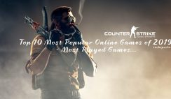 Top 10 Most Popular Online Games of 2019 - Most Played Games