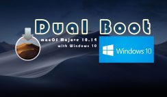 How to Dual Boot macOS Mojave 10.14 with Windows 10