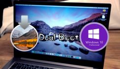 How to Dual Boot macOS High Sierra with Windows 10