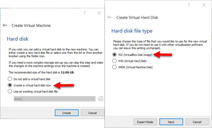 Hard disk+Hard disk file type