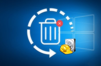 How to Recover Deleted files from Windows 10