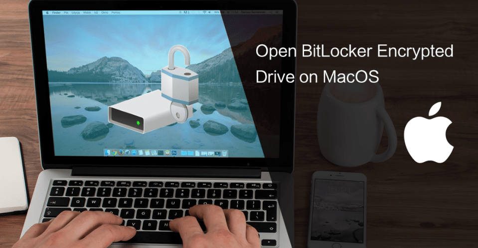 How to Open BitLocker Encrypted Drive on macOS