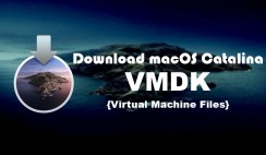 Download macOS Catalina 10.15 VMDK (Virtual Machine Disk Files)