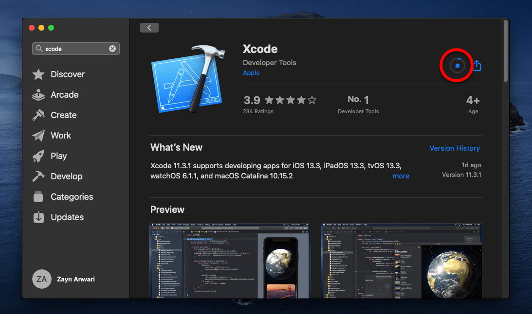 Download XCode