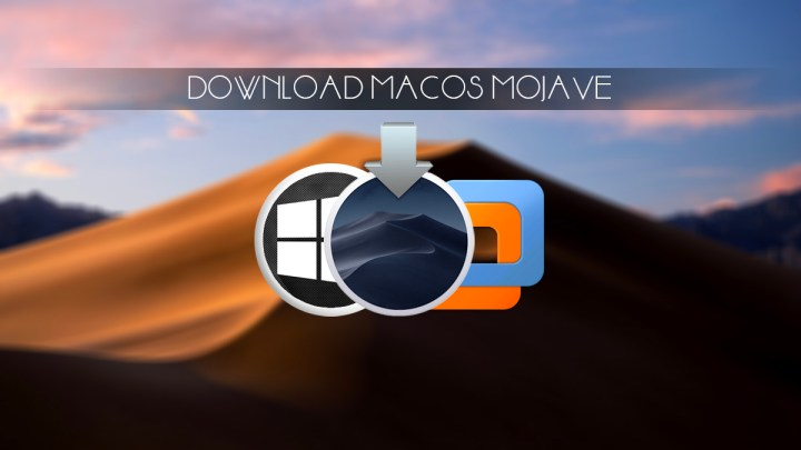 Download macOS Mojave VMware & VirtualBox Image