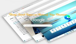 How to Change Search Engine on Microsoft Edge Chromium