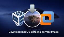 Download macOS Catalina VMware VirtualBox Image