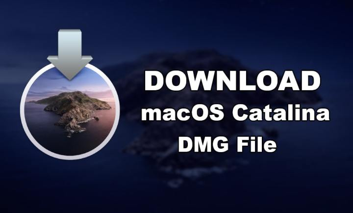 Download macOS Catalina DMG File Direct Links